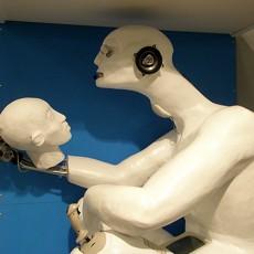 I-Man alla Biennale Internazionale D'Arte di Firenze