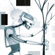Robot Giardiniere a Fukushima