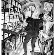 I fantasmi di Ottodix - Corpomacchina; illustrazione 2, 2013