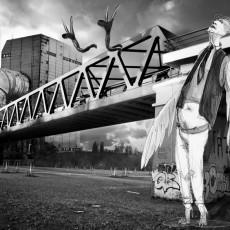 """Serie """"Ucronìe"""" Il Ponte Dei Suicidi - 2014"""