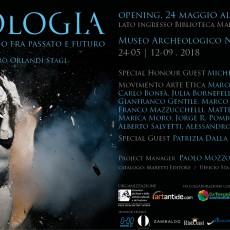 """Il 24 maggio Alessandro Zannier, parteciperà alla collettiva """"Arteologia"""" - Museo Archeologico di Venezia, Piazza San Marco, con Michelangelo Pistoletto. Durante l'opening  anche una breve performance sonora come Ottodix"""