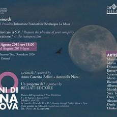 50 YEARS OF LUNA NUOVA opens in Venice