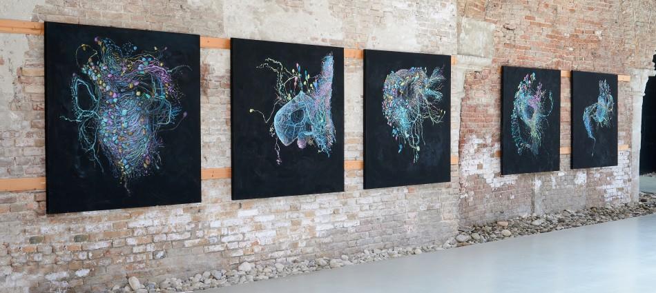 """Visita online la personale """"ENT-1″ di Alessandro Zannier al CNR ISMAR, all'Arsenale di Venezia! Allestita il 12 giugno la mostra durerà fino al 31 luglio"""